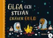 Olga och Stefan gräverguld