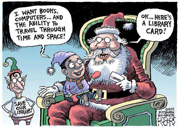 Bibliotekjul